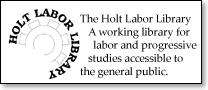 Holt Labor Library Ad